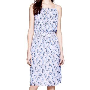 Tory Burch Silk Shelbee Lilac Dress - Size 02